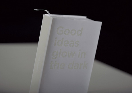 glow in the dark annual report