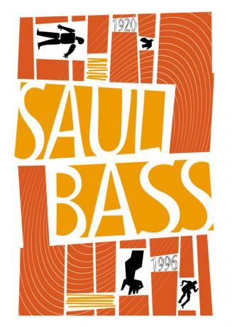 Saul Bass Poster