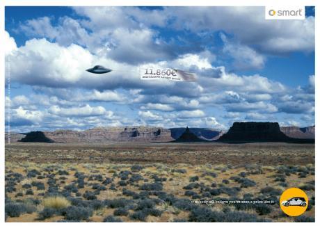UFO ad